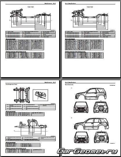 руководство по ремонту мицубиси паджеро спорт 2011 скачать бесплатно