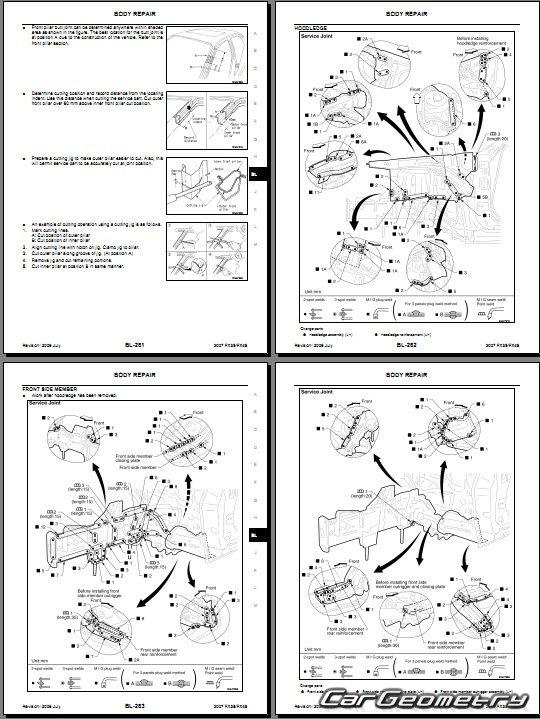 руководство по ремонту инфинити fx35/fx45 2002-2008,скачать