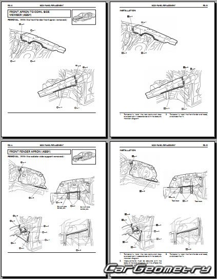 лексус gs400 руководство по ремонту скачать