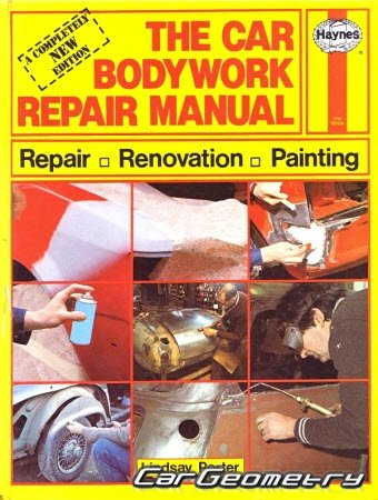 Lindsay Porter Car Bodywork Repair Manual Do it