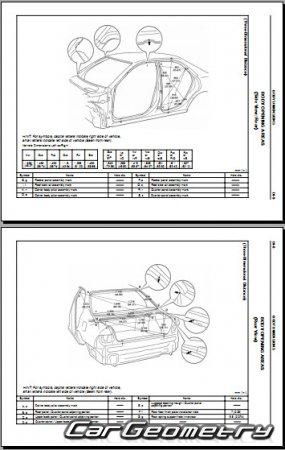 Lexus ES 300 19972001 XV20