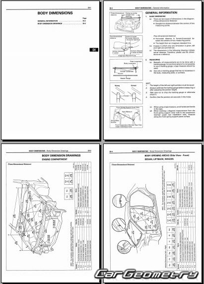 Руководство По Ремонту Toyota Corolla E11