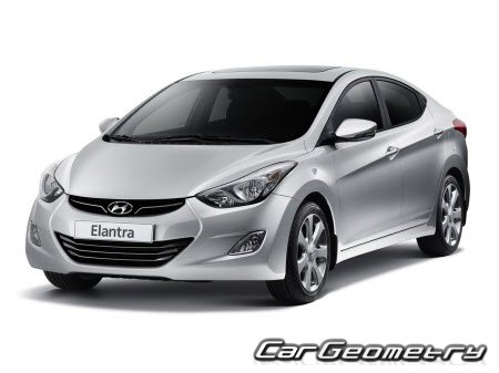 hyundai elantra md c 2012. Black Bedroom Furniture Sets. Home Design Ideas
