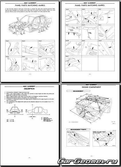Nissan Primera P11 Service Manual Download  gettguys