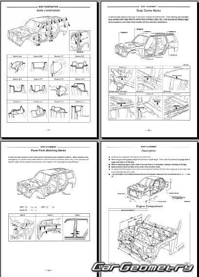 руководство ремонту ниссан патрол y61