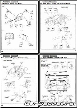 521 Kontrolnye Razmery Kuzova on 1992 Honda Prelude Si Engine