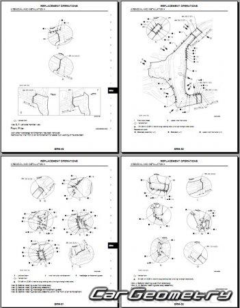 Руководство По Ремонту Nissan X Trail T31