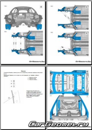 Руководство по Ремонту Volvo Xc60 скачать