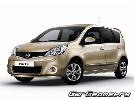 nissan note e11 2005 2012. Black Bedroom Furniture Sets. Home Design Ideas