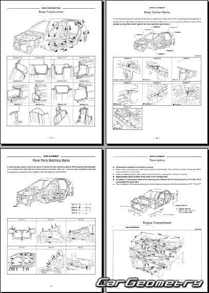 книга по ремонту и эксплуатации ниссан альмера тино #5