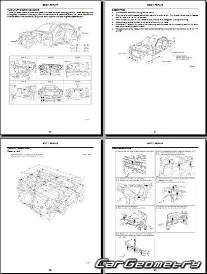 книга по ремонту и эксплуатации ниссан альмера тино #7