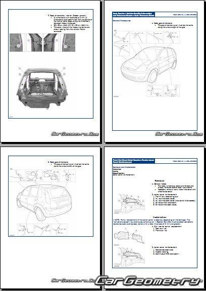 скачать бесплатно руководство по ремонту форд фокус 2 рестайлинг