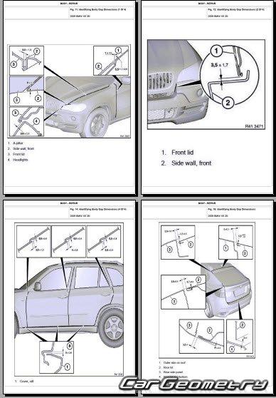 Кузовные Размеры Автомобилей Ваз