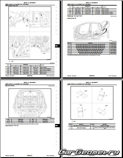 nissan versa note e12 2013 2019 body repair manual. Black Bedroom Furniture Sets. Home Design Ideas