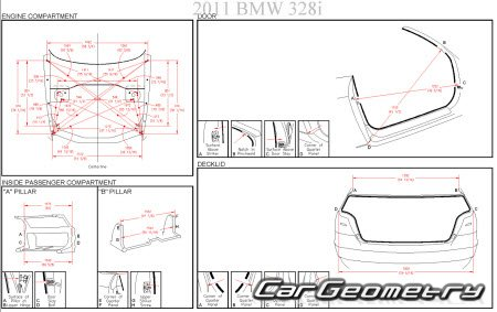 BMW 3 Series (E92 E93) 2006-2013 Coupe и Convertible