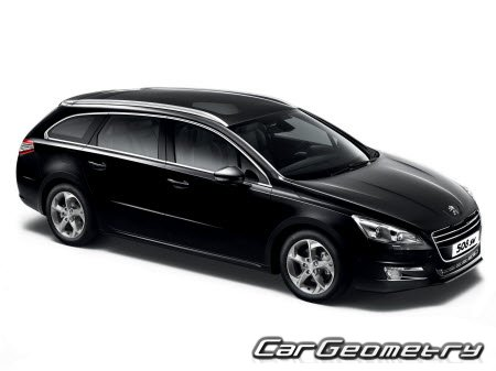 peugeot 508 2011 2014 sedan wagon sw. Black Bedroom Furniture Sets. Home Design Ideas