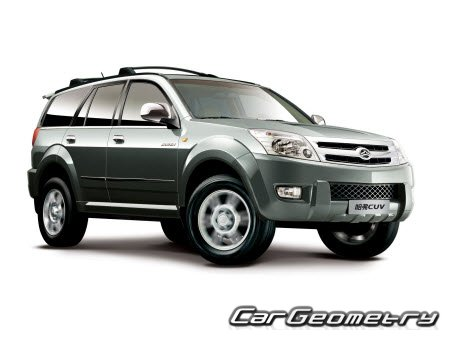 Great Wall Hover 2005-2013 (2WD и 4WD)