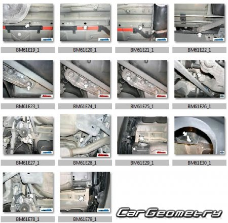 BMW 5 Series Touring (F11) 2011-2017