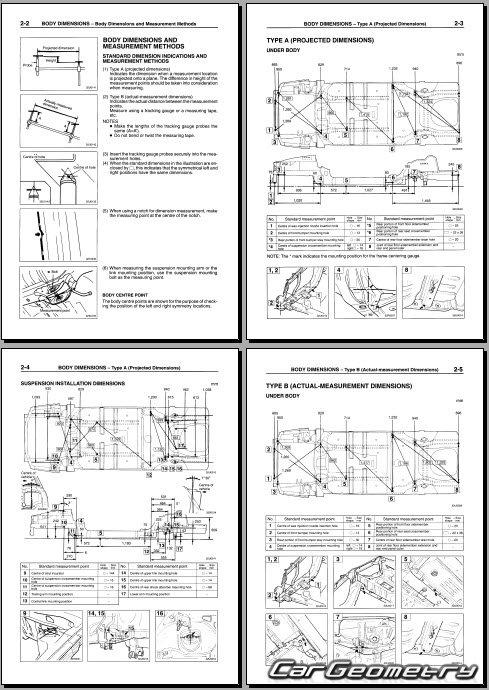 Mitsubishi Colt руководство по Ремонту