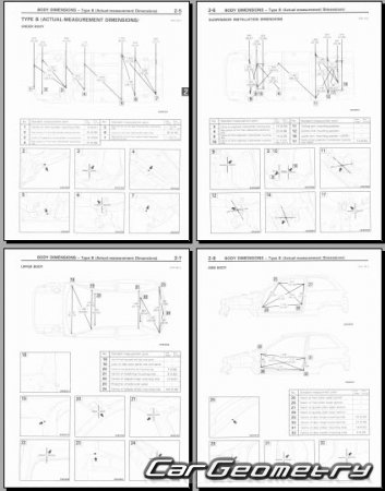 Mitsubishi Colt 1992–1996 Body Repair Manual