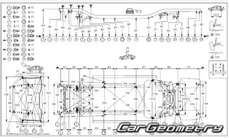 Lexus LS430 (UCF30) 2000–2006 Collision Repair Manual
