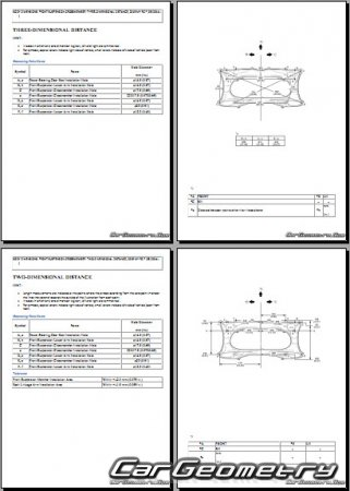 Lexus RC F (USC10) с 2015 Collision Repair Manual