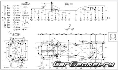 Toyota Corolla 1993-1996 (AE101, AE102) Collision Repair Manual