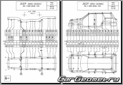 jeep grand cherokee wj 1999 2004. Black Bedroom Furniture Sets. Home Design Ideas