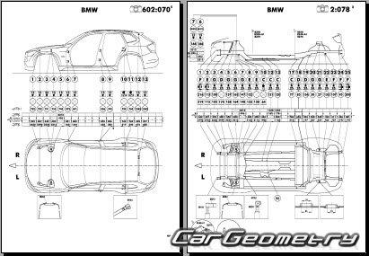 685 Bmw X1 E84 S 2012 Body Dimensionson 2015 Bmw Z4 Roadster