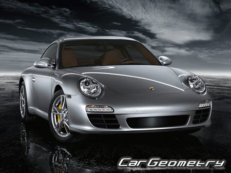 Porsche 911 Carrera Coupe (997) 2005–2012
