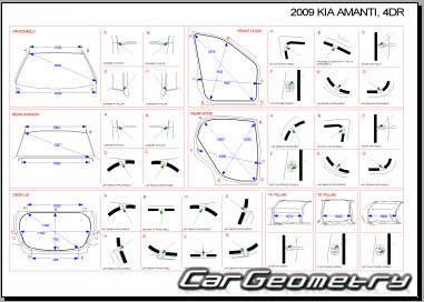 Kia Carens Ii 2002 2006 as well 196 Kuzovnye Razmery Kia Opirus Amanti 200610 Kuzov Gh as well Mitsubishi Pajero 2001 Workshop Service Repair Manual in addition  on 2004 kia opirus