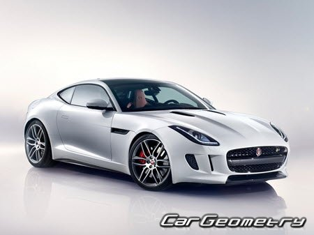Jaguar F-Type 2013-2019 (Coupe, Convertible)