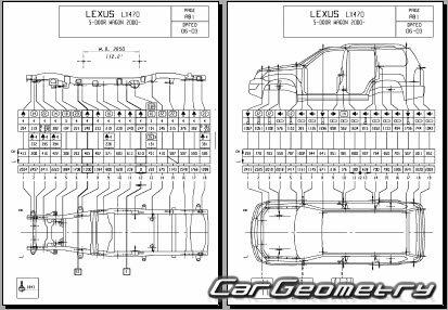 lexus 470 lx fuse diagram
