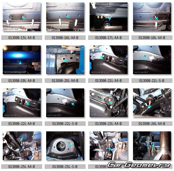 2011 Mazda Rx 8 Camshaft: Размеры кузова Mazda RX-8 2003–2011