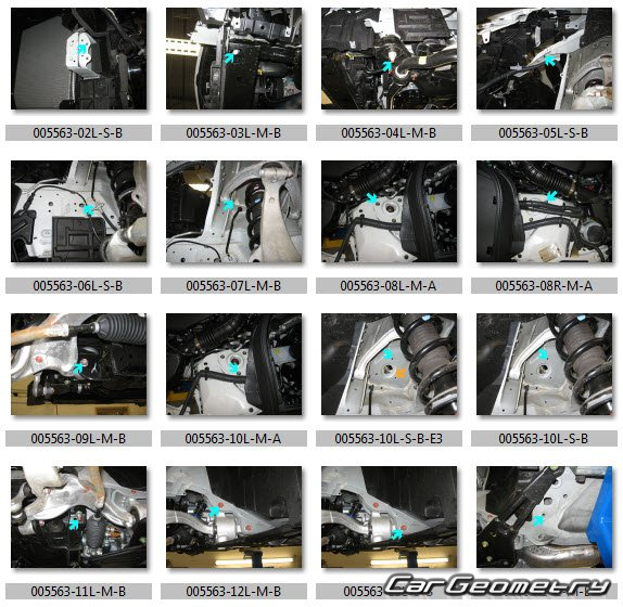2010 Infiniti Ex Transmission: Кузовные размеры Infiniti EX (J50) и Nissan Skyline