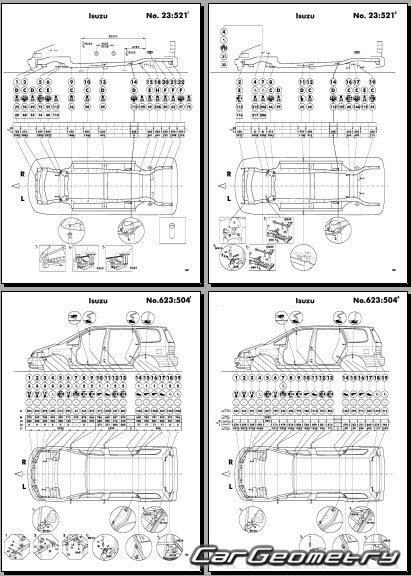 service manual car repair manual download 1998 honda odyssey windshield wipe control haynes