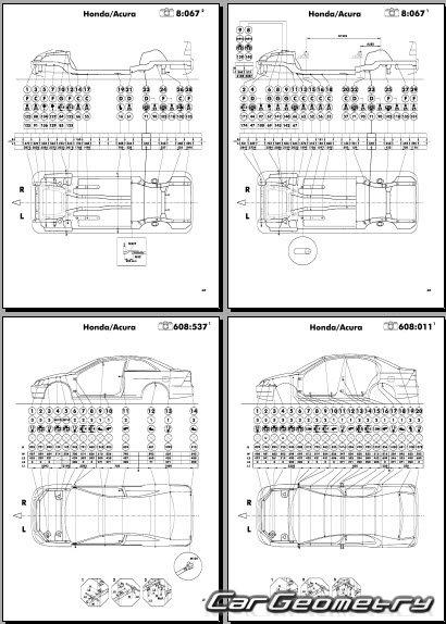 руководство по ремонту хонда цивик 7 поколения