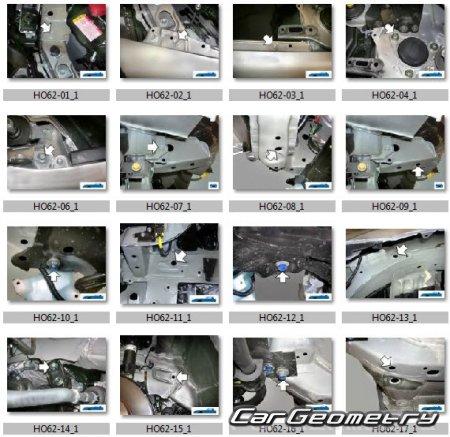 хонда цивик 7 поколения руководство по ремонту