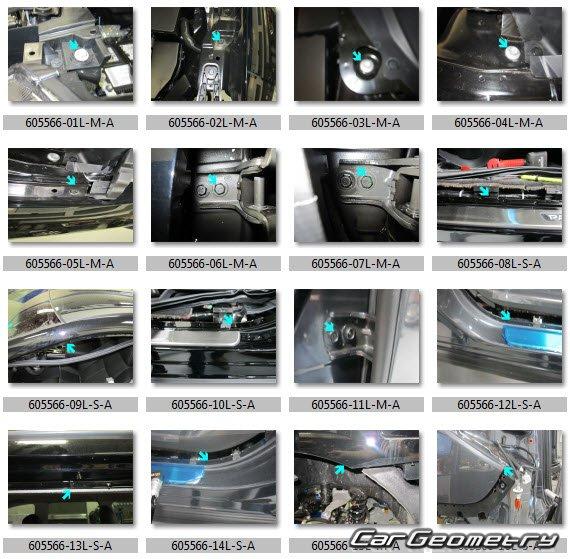 Nissan Pathfinder R Razmeri Kuzova