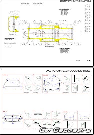 2003 toyota solara repair manual