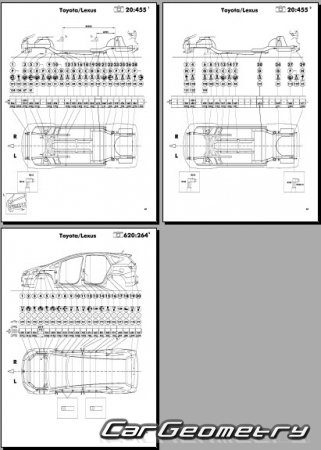 Toyota Prius V 2012-2015 (ZVW41) Collision Repair Manual