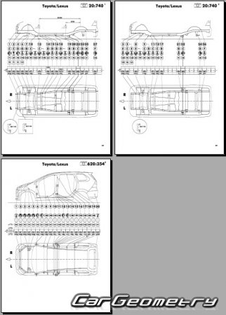 Toyota Avanza (F654) 2015-2017 Collision Repair Manual