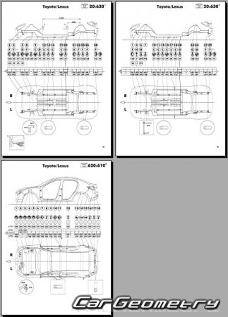 Toyota Yaris iA (3MYDL) 2017-2020 Collision Repair Manual