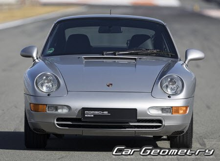 Porsche 911 Carrera Coupe (993) 1994–1998
